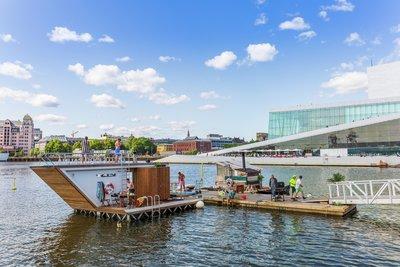Sommer i Oslo