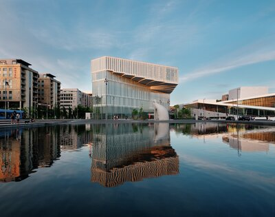 Deichman Bjørvika - Images for Library of the Year nominatiom