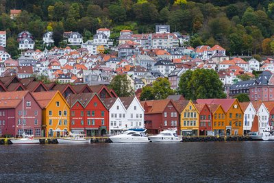 Top 10 photos from Bryggen