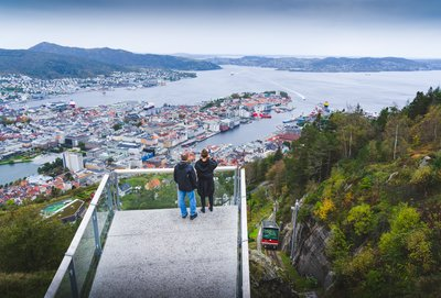 Top 10 photos from Bergen