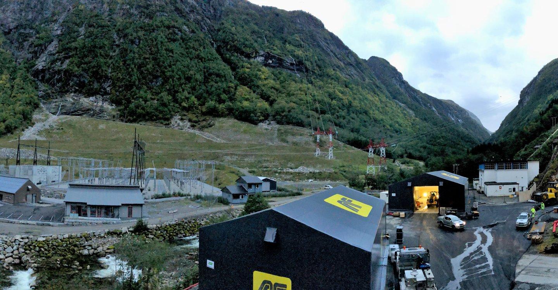 Høyanger - Eringsdalen