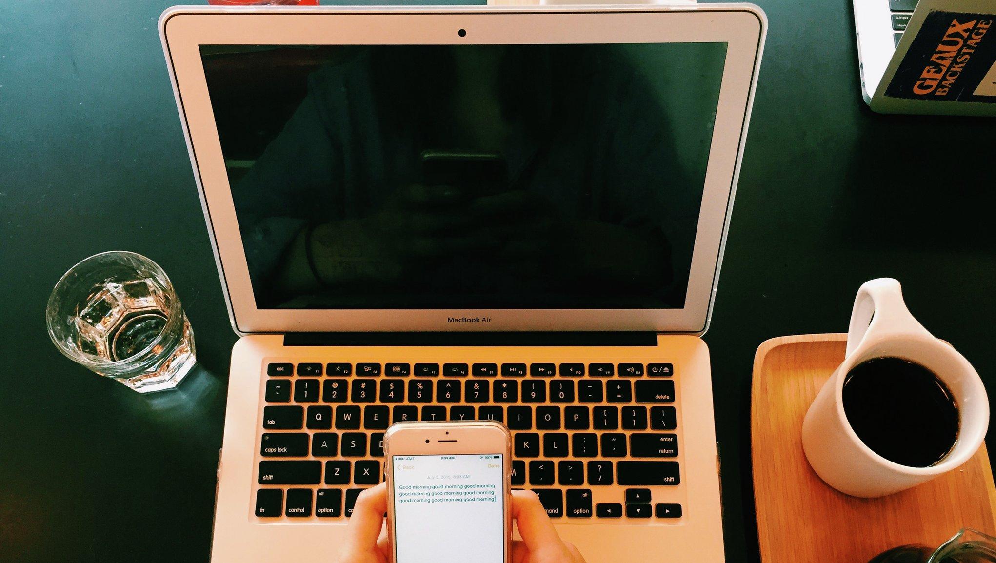 Dator och surfplatta