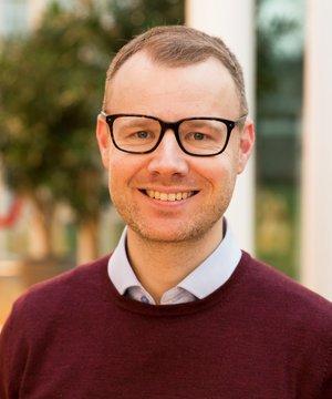 Kenneth Havrevoll, produktspesialist på bilforsikring.
