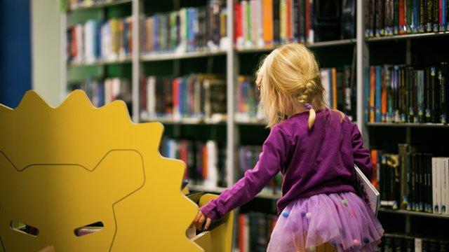 Sørumsand bibliotek