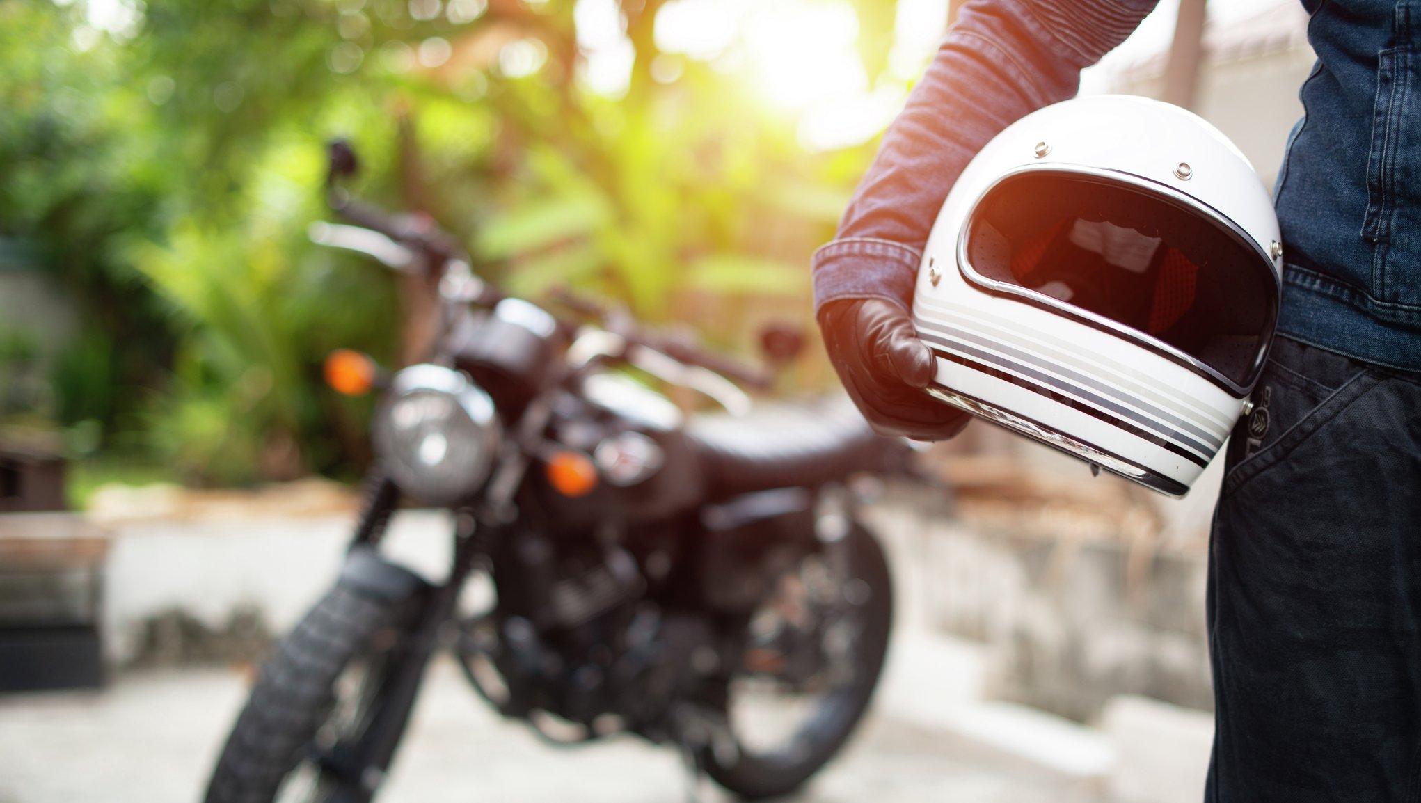 КАСКО для мотоциклов