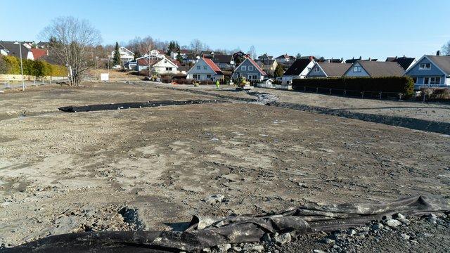 Brånåsdalen nedlagte avfallsdeponi
