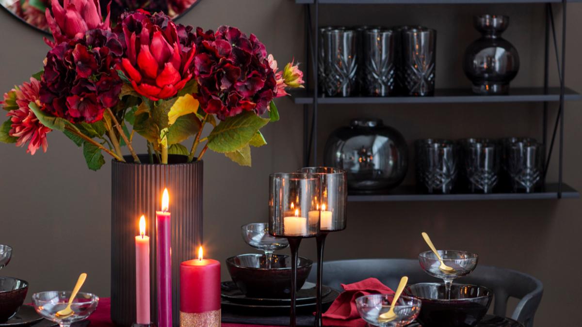 3 enkle og effektfulle tips til et vakkert bord