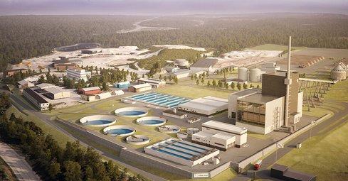 Energi- och miljöcenter Borås