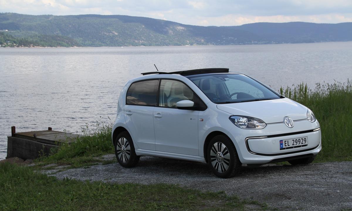 Volkswagen e-up! (2013-2019)