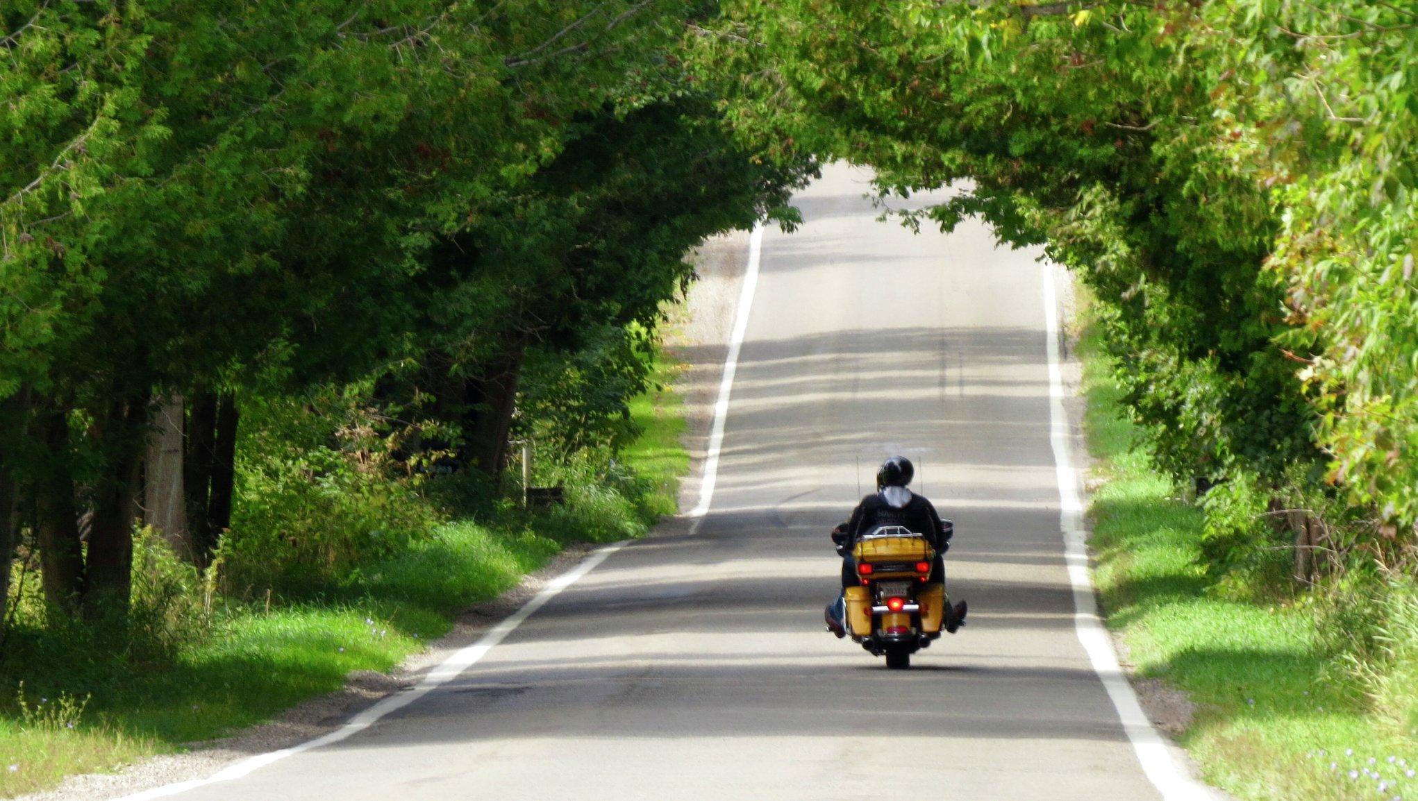 Moottoripyörällä Eurooppaan