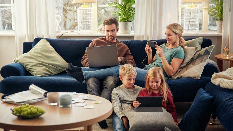 Kodukindlustus tuleb abiks, kui mängus on lapsed ja tehnika