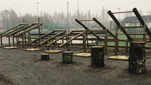 Fedrelandet treningspark