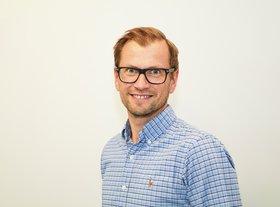 Konserndirektør Geir Flåta