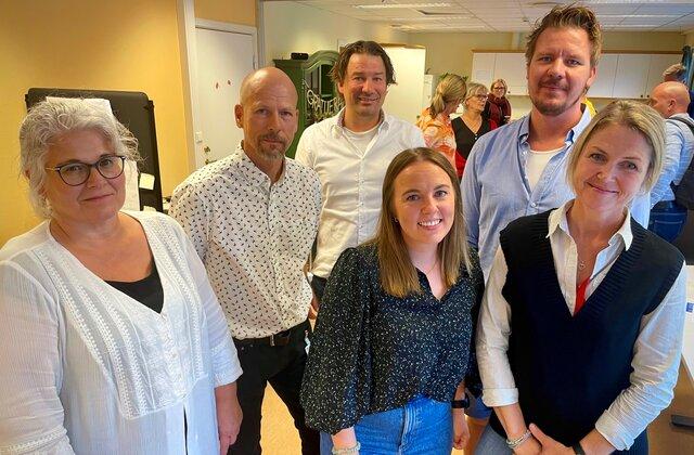 FACT-team Hadeland, åpning 10. september 2021