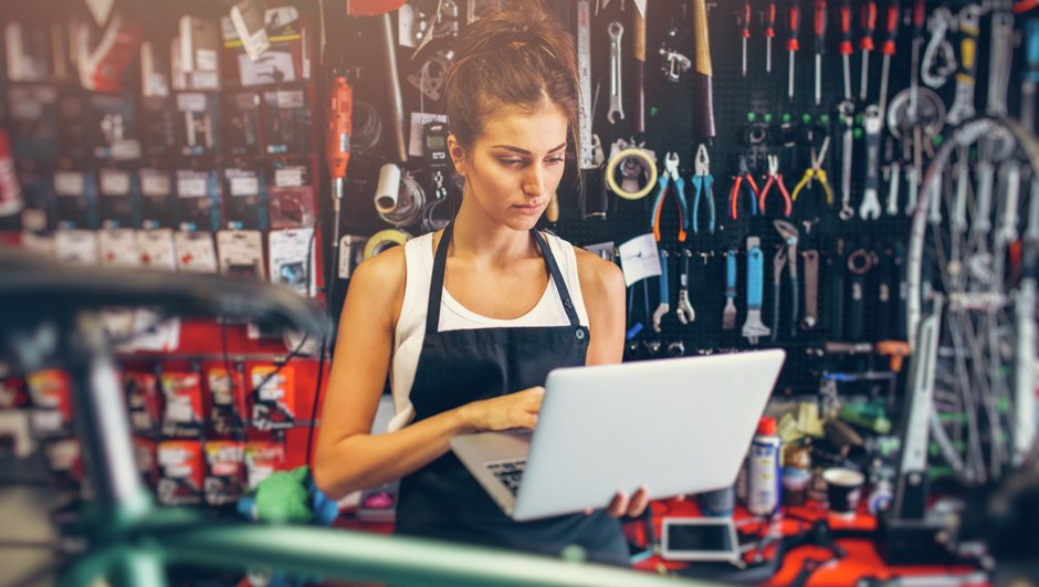 Spyware og malware er en trussel mod eksempevis enkeltmandsvirksomheder