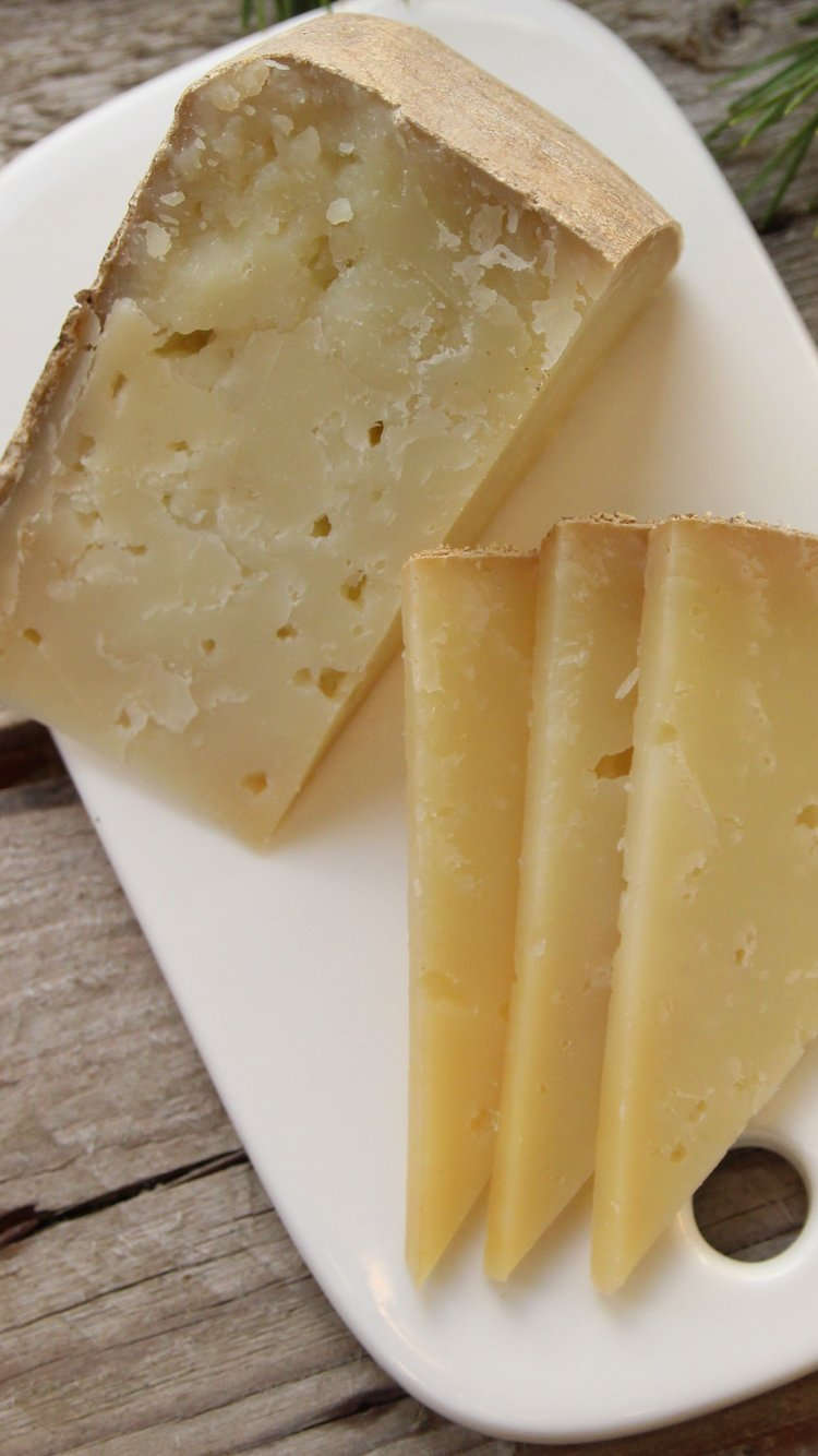 Capra, ost i skiver