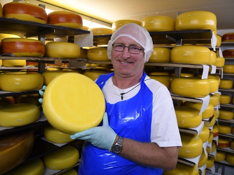 Møt en verdensmester i ost fra Bergen