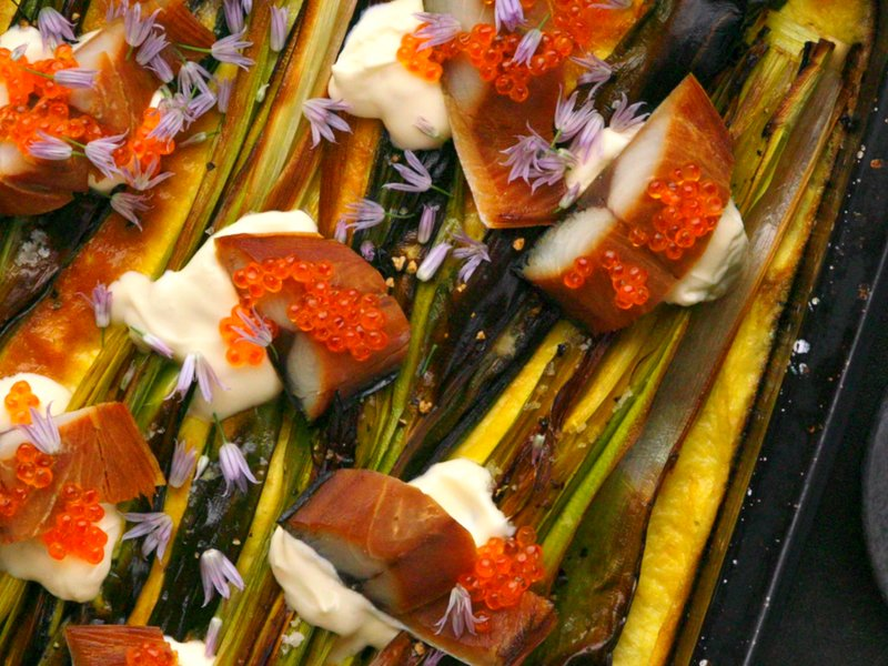 Varmrøkt makrell fra Sørlandet