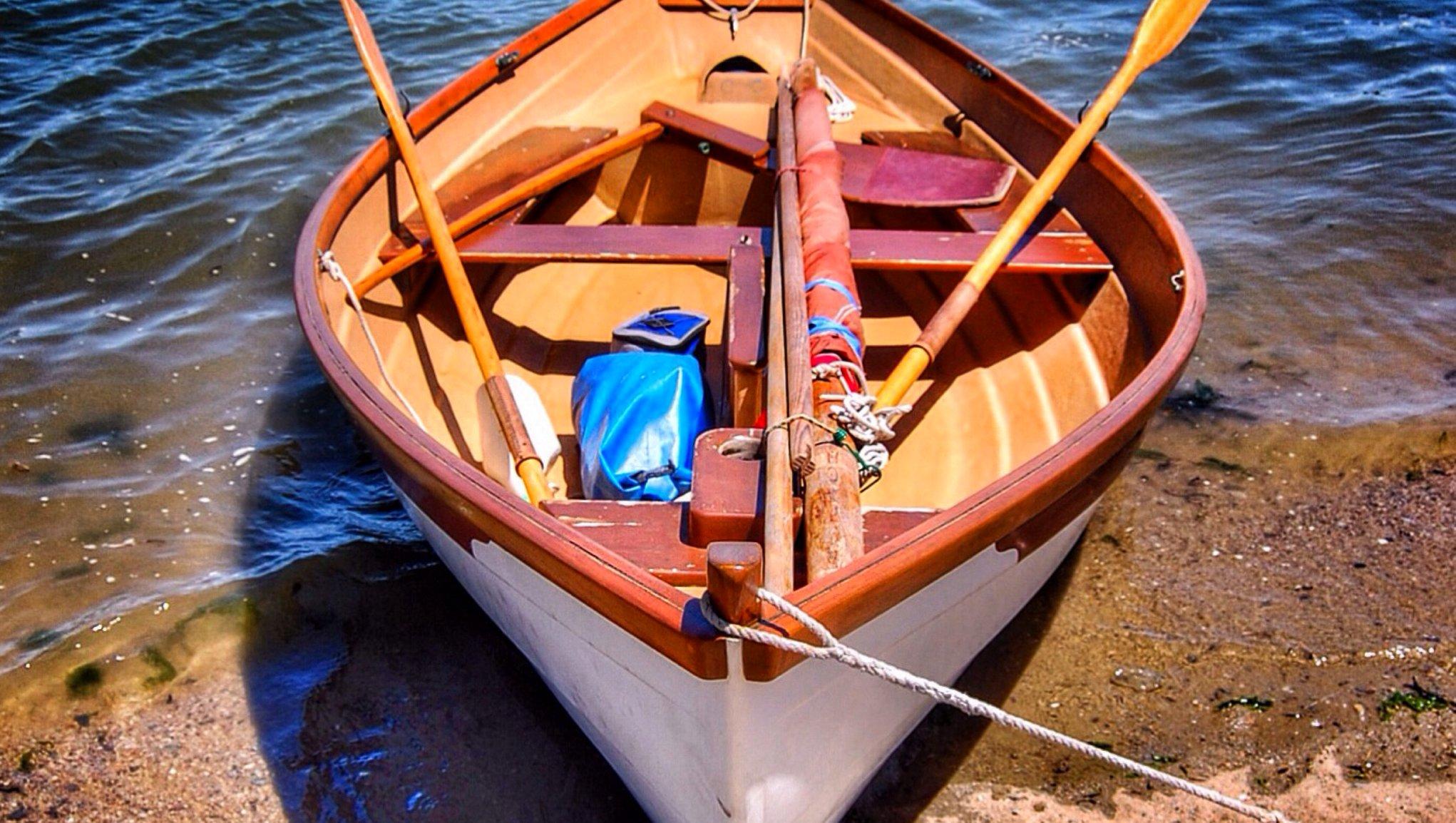 Liten båt