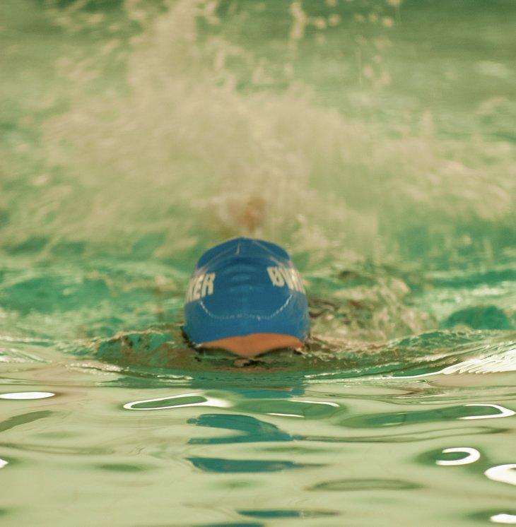 Svømmeundervisning