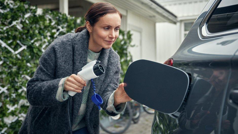Bilförsäkring för elbil