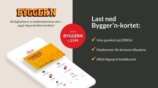 Bygger