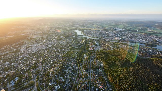 Oversiktsbilder Lillestrøm kommune