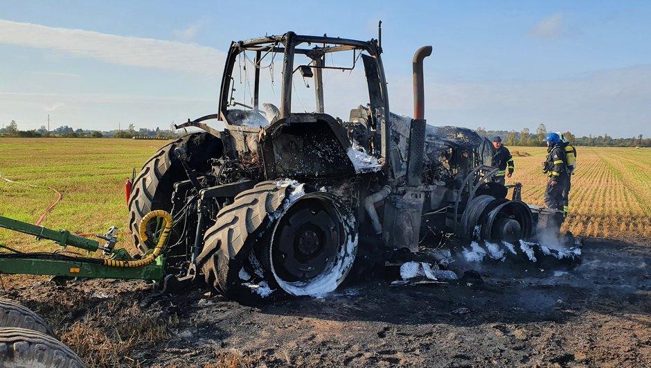Traktori kindlustus aitab traktoriga juhtunud ootamatuste korral