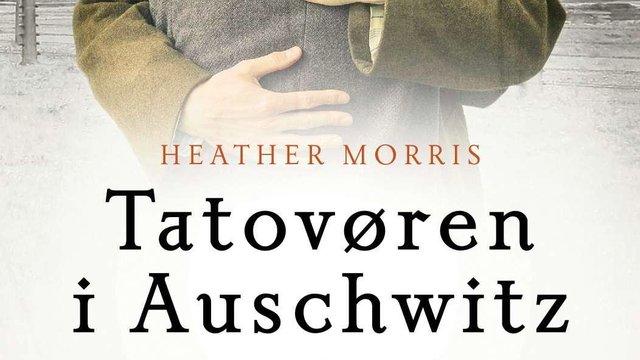 Tatovøren fra Auschwitz bokomslag