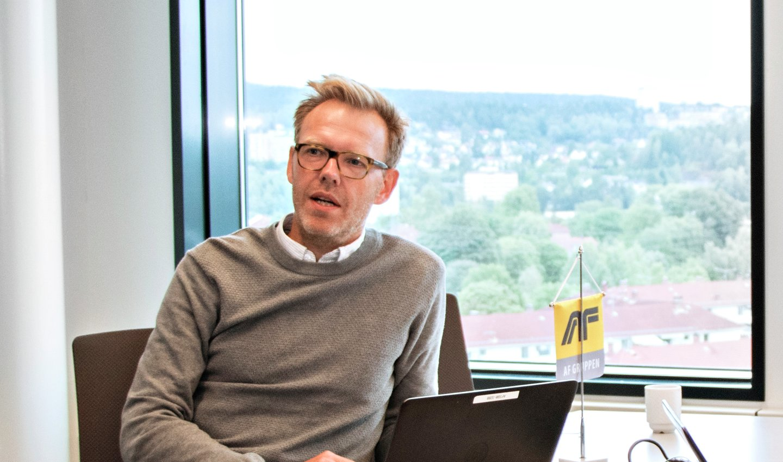 Hilde Slørdal Conradi, Olav Aune, Sigrunn Wangen Lid og Arne Sveen sitter alle i varslingsutvalget til AF