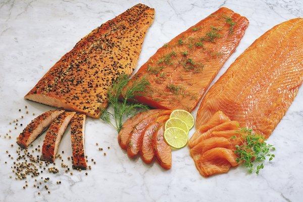 Laks fra Troll Salmon