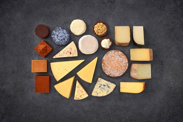 Lokal ost med Spesialitet for lokalmat i særklasse