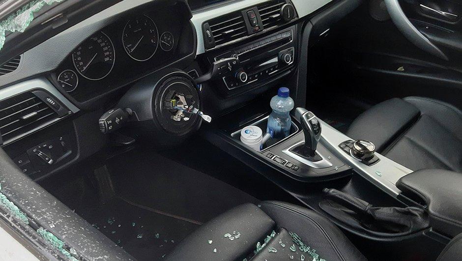 Ja auto ir ar paaugstinātu zādzības risku, aprīko to ar papildu drošību.