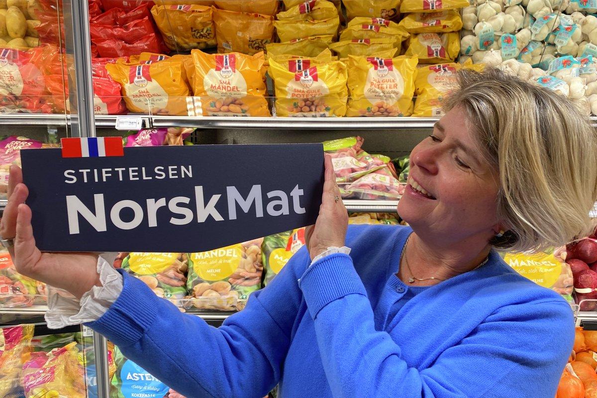 Matmerk blir Stiftelsen Norsk Mat
