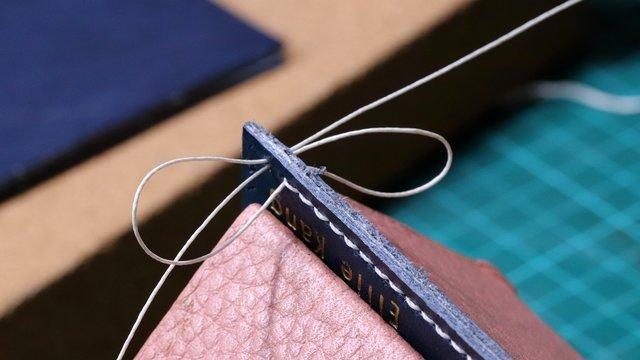 håndarbeid: Lær og skinn