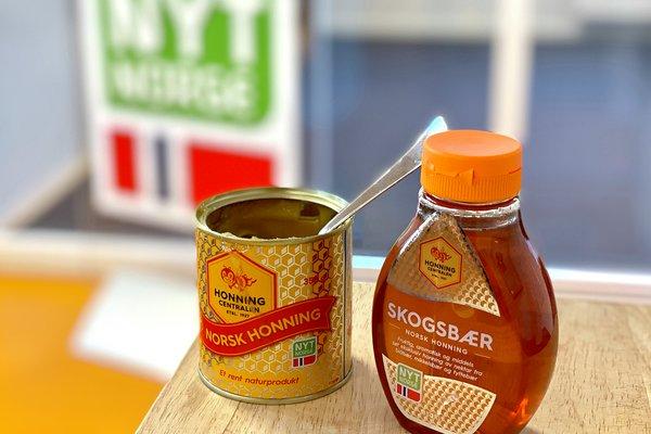 Folk vil ha norsk honning