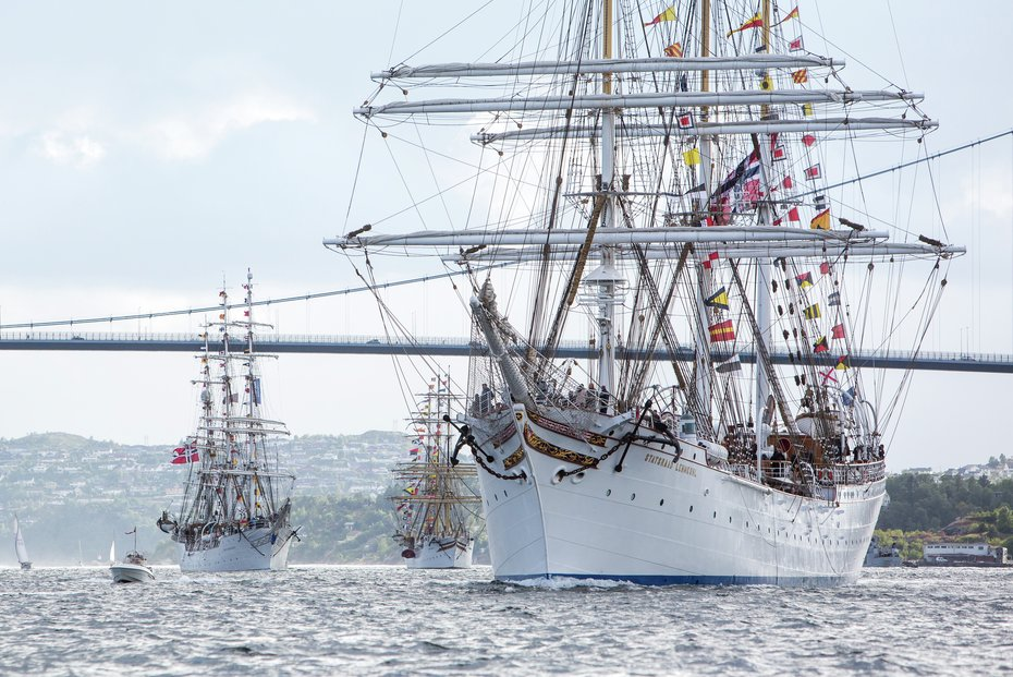 tall ships races fredrikstad