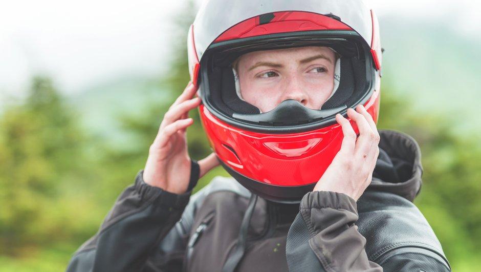 Mootorratta kaskokindlustusega on kaitse all ka kiivrid ja mootorratturi kaitseriided