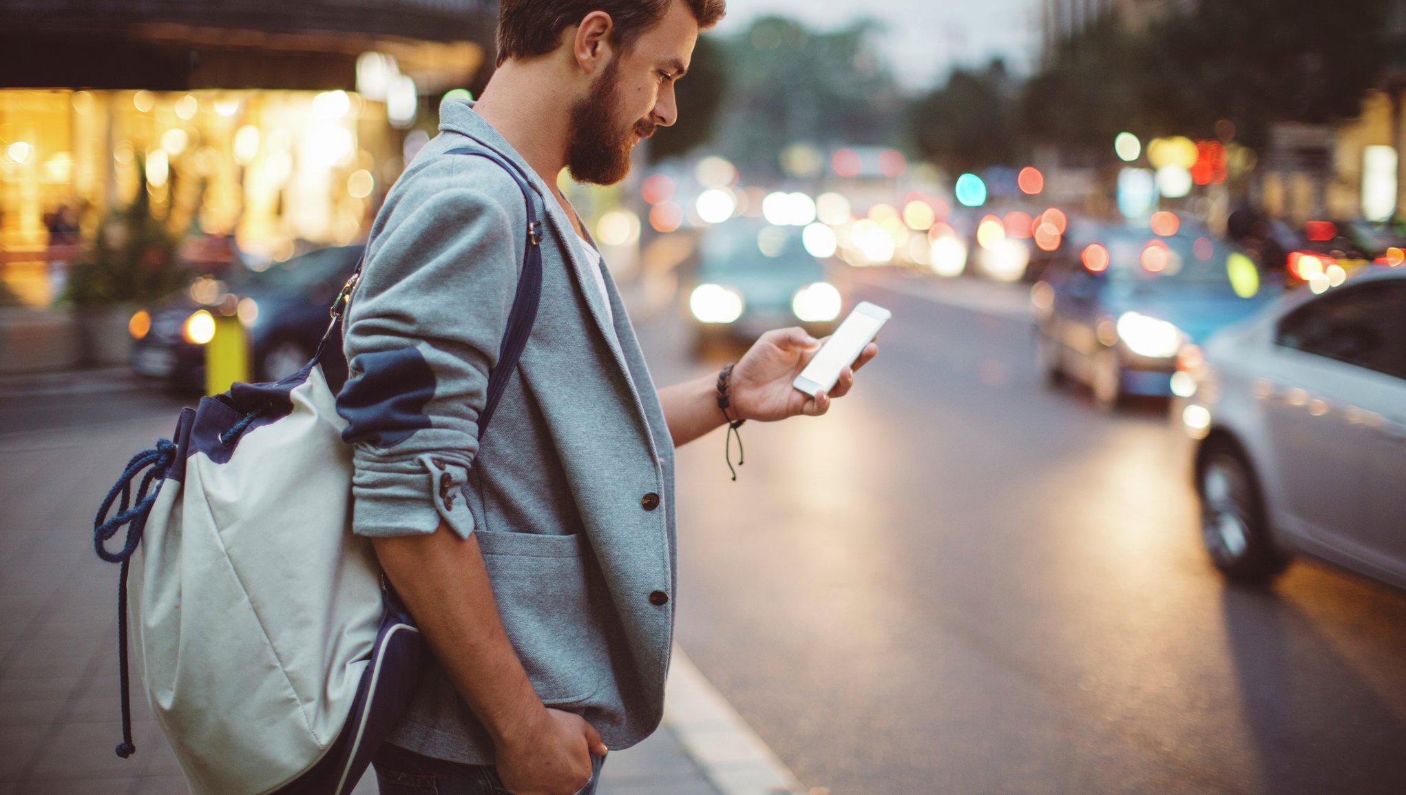 Pas på din smartphone