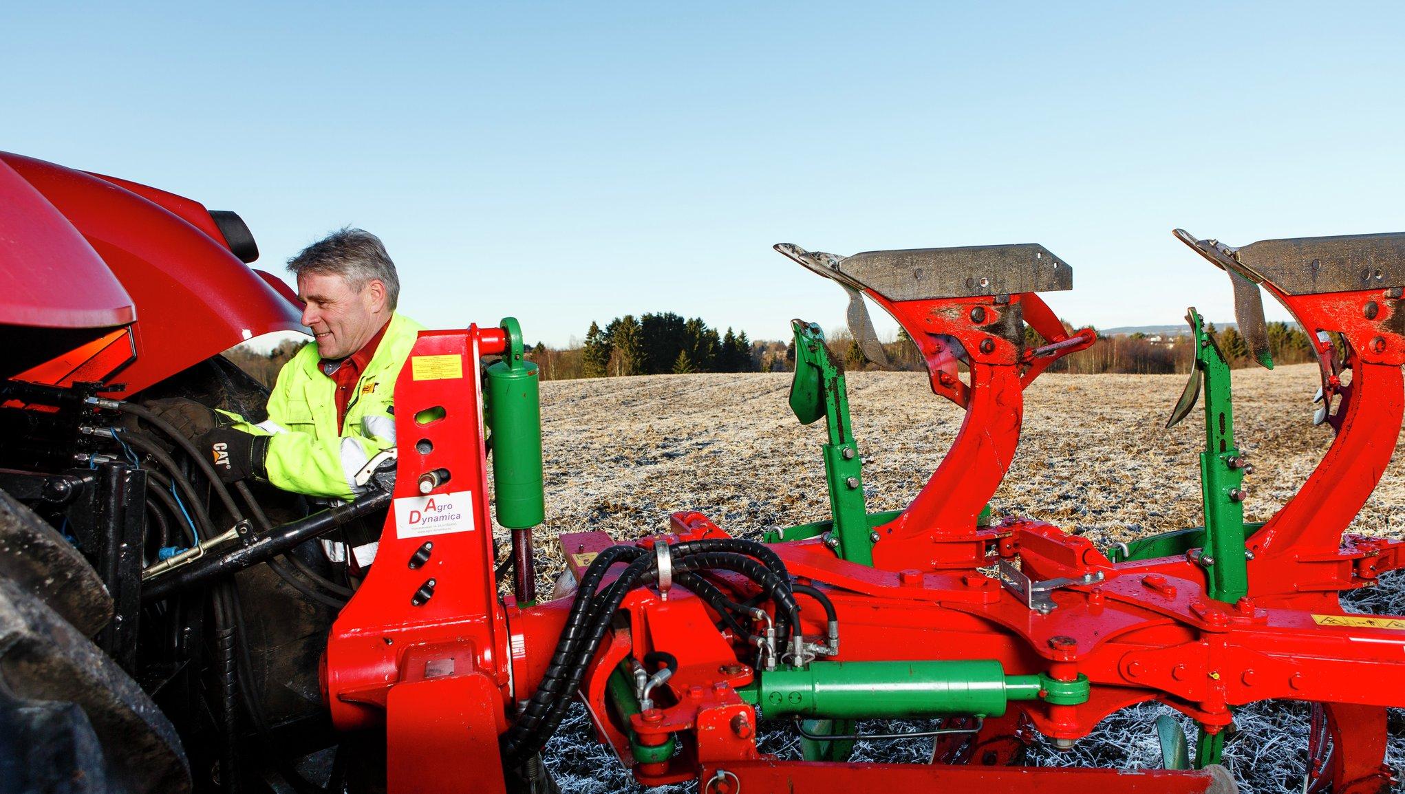 Põllutöömasinate kindlustus