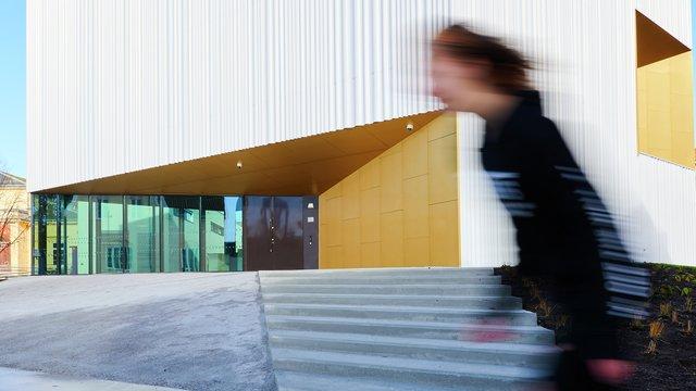 Kulturkvartalet og byparken Lillestrøm kommune