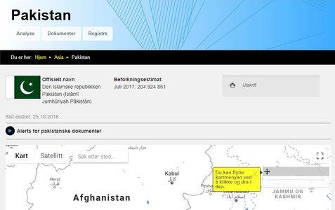 Illustrasjonsbilde av ID-basen landside