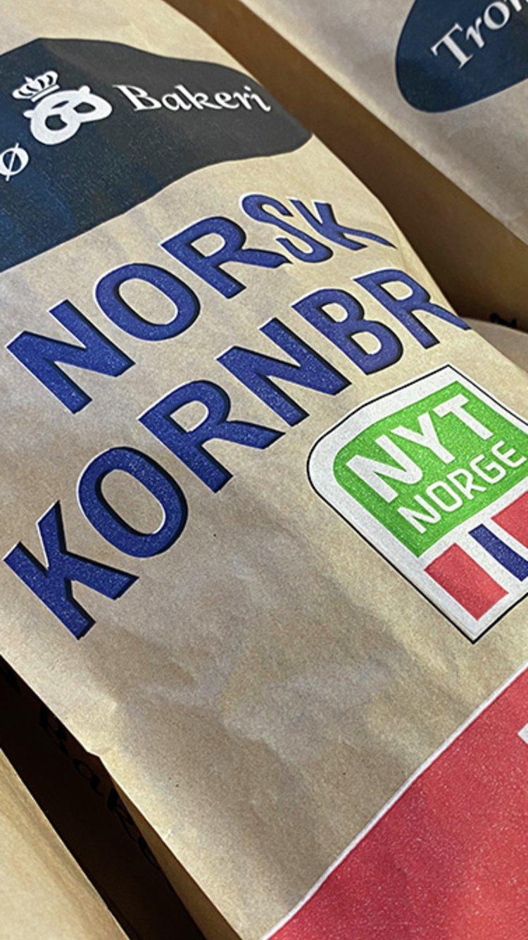 Norsk kornbrød
