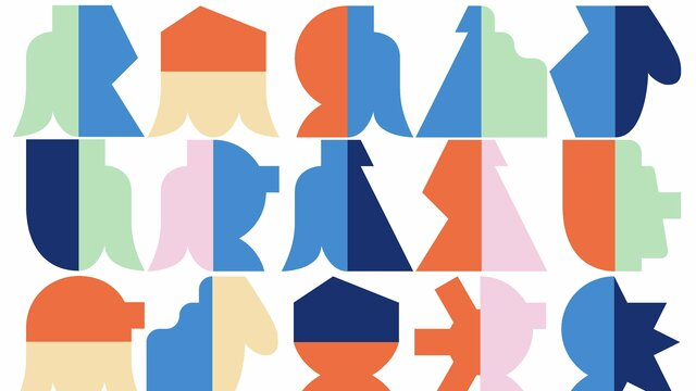 Merker fra designprofilen Lillestrøm kommune