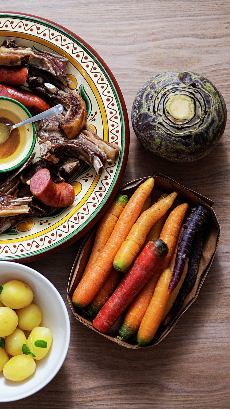 Rotgrønnsaker til jul. Foto: Stiftelsen Matmerk