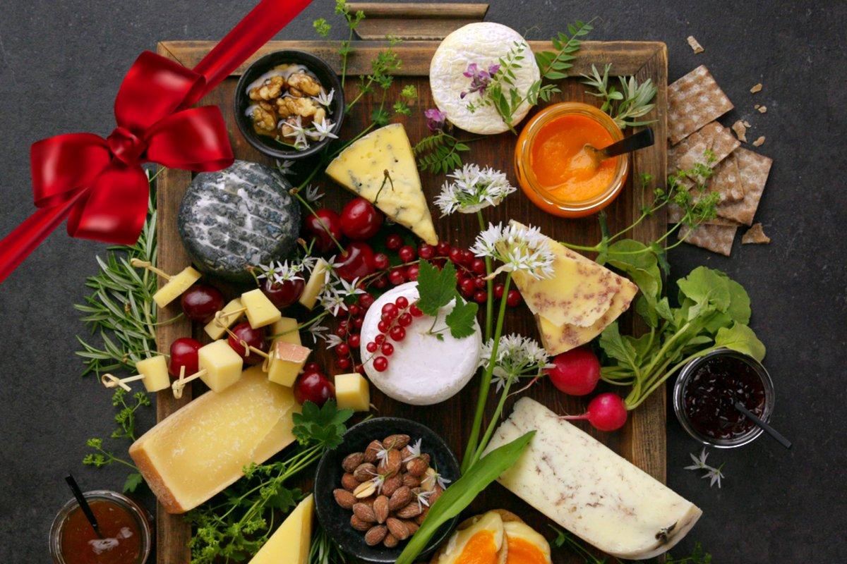 Spesialiteter som julegave, lokalmat i særklasse