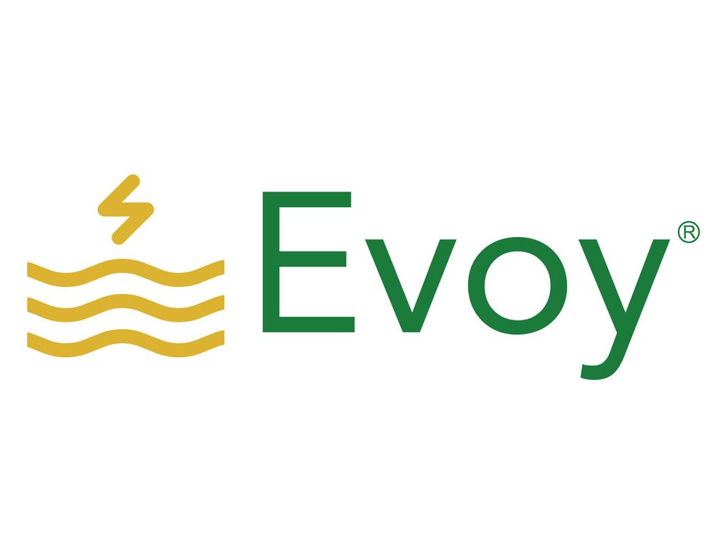 Logoen til selskapet Evoy AS