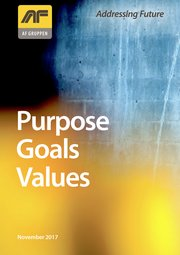 Purpose Objectives and Values