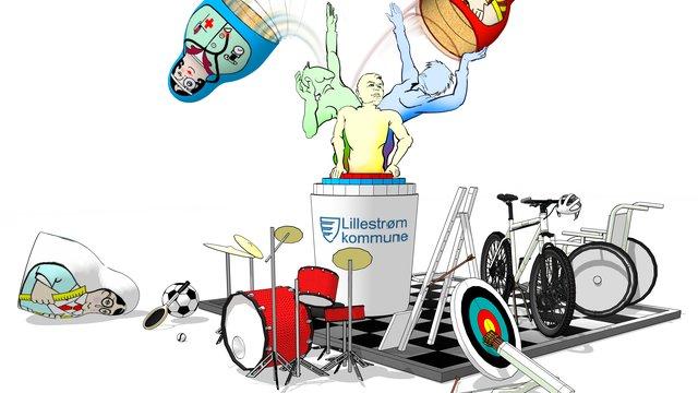 Fagbok - fritidsaktiviteter med assistanse for voksne funksjonshemmede