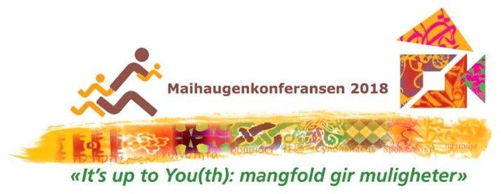 Logo Maihaugenkonferansen 2018